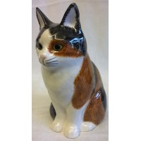 QUAIL CAT MONEYBOX - POPPET