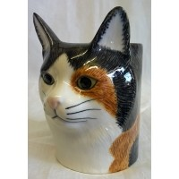 QUAIL CAT POT OR VASE - POPPET