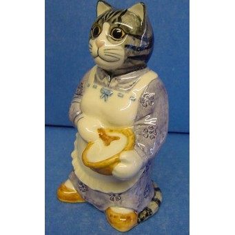 QUAIL CAT FIGURE - COOK