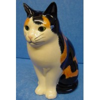 QUAIL CAT MONEYBOX - ELEANOR