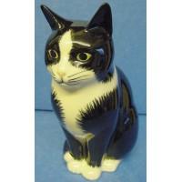 QUAIL CAT FIGURE - SPARKY