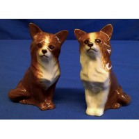 QUAIL CHIHUAHUA SALT & PEPPER SET