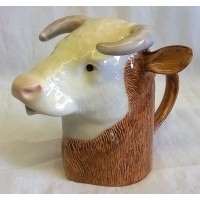 QUAIL HEREFORD BULL JUG (275ml)