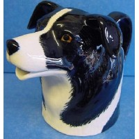 QUAIL BORDER COLLIE JUG
