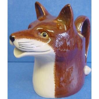 QUAIL FOX JUG