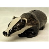 QUAIL BADGER MONEYBOX