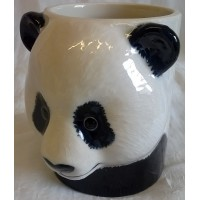 QUAIL GIANT PANDA POT OR VASE