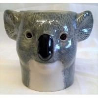 QUAIL KOALA PENCIL POT, DESK TIDY OR VASE