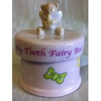 RUSS TOOTH FAIRY TRINKET BOX – PINK