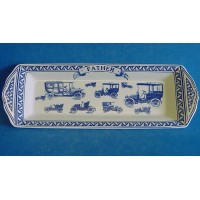 SPODE BLUE ROOM MEMENTO TRAY FATHER