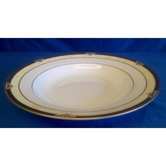 SPODE AVIGNON SOUP PLATE OR RIMMED BOWL