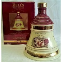 BELL'S WHISKY DECANTER – CHRISTMAS 1996 – FULL, SEALED & BOXED