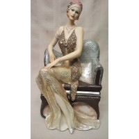 JULIANA ART DECO BROADWAY BELLES COLLECTION – VALERIE