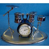 WILLIAM WIDDOP MINIATURE CLOCK – DRUM KIT