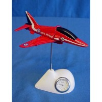 WILLIAM WIDDOP RAF MINIATURE CLOCK – RED ARROWS