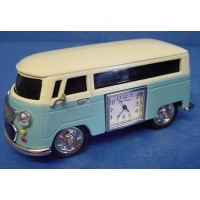 WILLIAM WIDDOP MINIATURE CLOCK – VW CAMPER