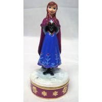 DISNEY CLASSIC TRINKET BOX – FROZEN – ANNA