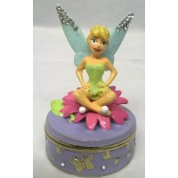 DISNEY CLASSIC TRINKET BOX – TINKER BELL – PETER PAN FAIRY