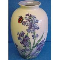 OLD TUPTON WARE LAVENDER DREAM 20cm VASE