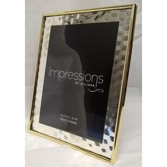 "JULIANA IMPRESSIONS PHOTO FRAME – 6"" X 8"""
