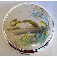 STRATTON COUNTRY DIARY OF AN EDWARDIAN LADY MIRROR COMPACT