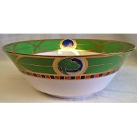 ROYAL WORCESTER ART DECO COLLECTION – LAZY DAYS TEMPO BOWL