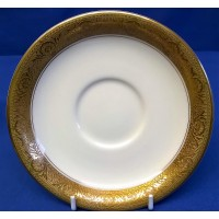 ROYAL WORCESTER C1393 PATTERN TEA SAUCER