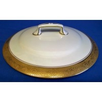 ROYAL WORCESTER C1393 PATTERN VEGETABLE DISH LID