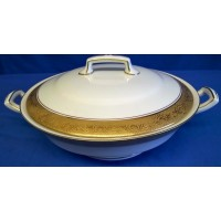 ROYAL WORCESTER C1393 PATTERN VEGETABLE DISH