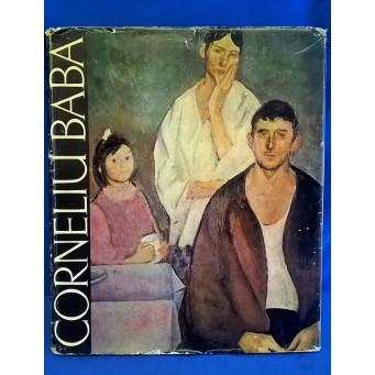 BOOK - ART - CORNELIEU BABA by TUDOR VIANU – ROMANIAN IMPRESSIONIST