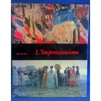 L'IMPRESSIONISMO by ALBERTO MARTINI – IMPRESSIONIST ART BOOK