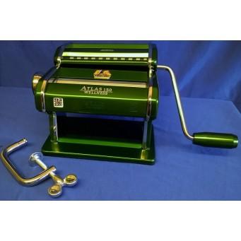 MARCATO ATLAS 150 WELLNESS PASTA MACHINE- GREEN