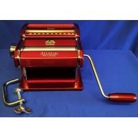 MARCATO ATLAS 150 WELLNESS PASTA MACHINE- RED