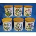 Storage Jars & Caddies