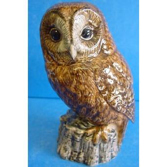 QUAIL TAWNY OWL MONEYBOX